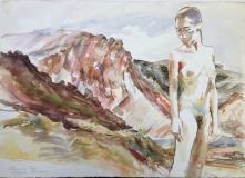nude desert