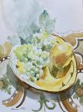 yellow-dish