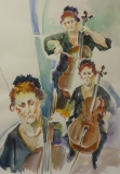 cellist group